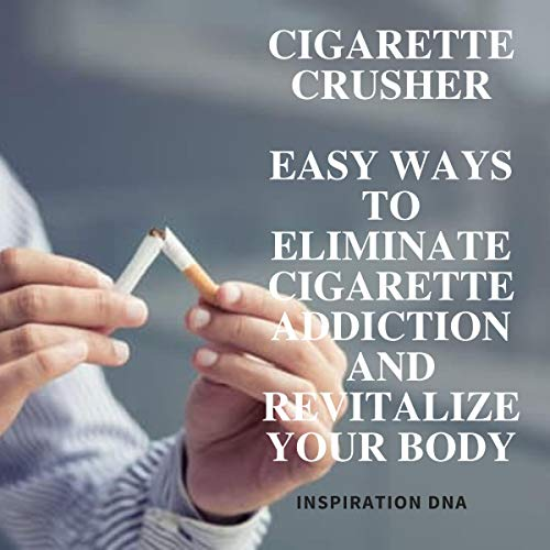 『Cigarette Crusher』のカバーアート