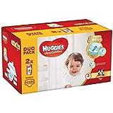 Huggies Huggies - Pañales ultra cómodos, talla 3 (4-9 kg), paquete de 112...