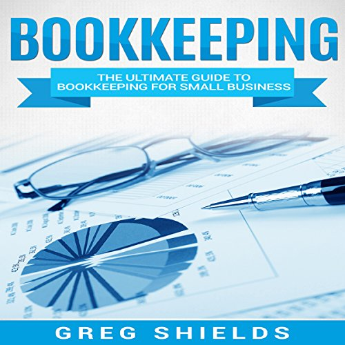 Bookkeeping audiobook cover art