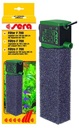 Sera 7000247Interior filtro F 700, regulable.