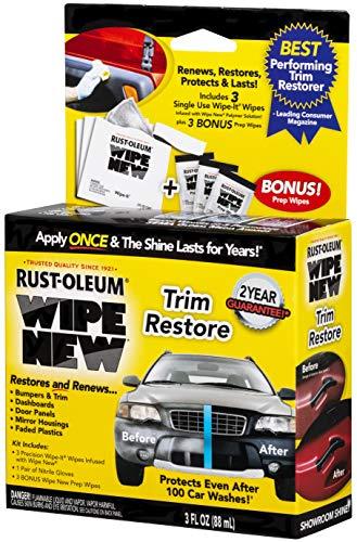 Wipe New 353616 Restore Trim Renew Kit