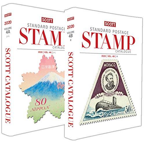 2020 Scott Standard Postage Stamp Catalogue Volume 4 (Covering Countries H-J) (Scott Standard Postage Stamp Catalogue Vol 4 Countries J-M)