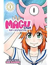 Magu-chan: God of Destruction, Vol. 1: The Girl Ruru Miyanagi (English Edition)