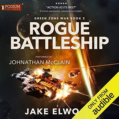 Page de couverture de Rogue Battleship