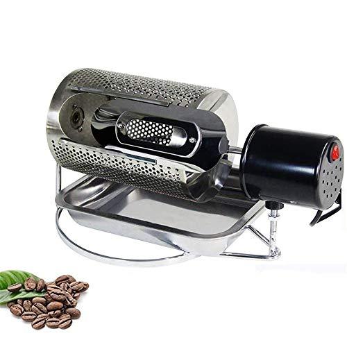 Xiaolizi Beans 250g del hogar Tostador de café Tostador de café del Acero Inoxidable de la hornada de maní Máquina Semillas Tuerca Hornear en el Horno Tooled 110V 220V,110V