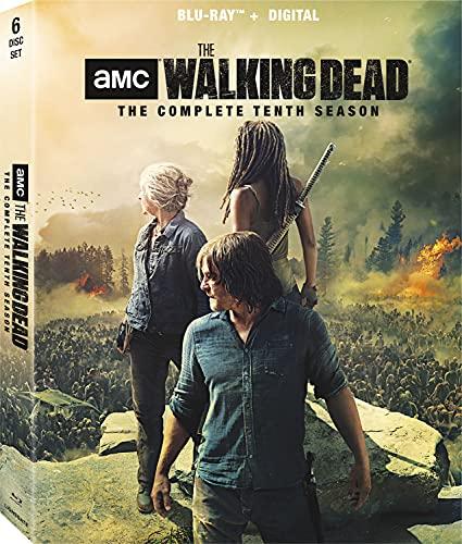 WALKING DEAD, THE SEASON 10 BD + DGTL [Blu-ray]
