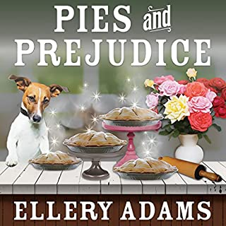 Pies and Prejudice audiobook cover art