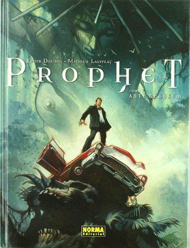 Prophet, tome 1 : Ante Genesem