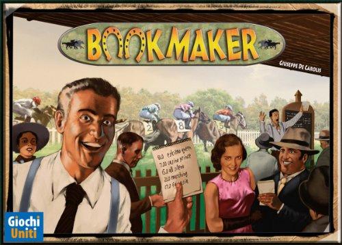 Unbekannt Stratelibri GU045 - Bookmaker, Brettspiel