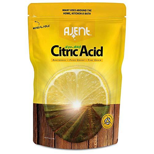Citric Acid 100% Pure Food Grade Non-GMO