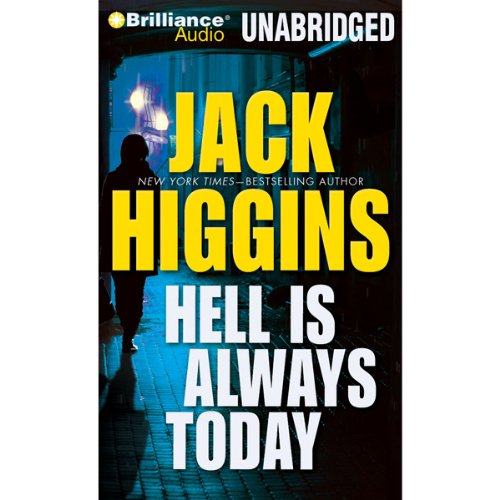 Hell Is Always Today audiobook cover art