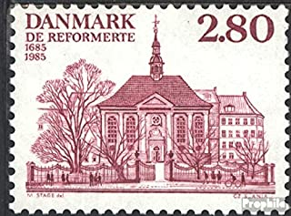 Denmark 828 (complete.issue.) 1985 Reformed Church (Stamps for collectors) Christianity