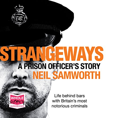 Strangeways audiobook cover art