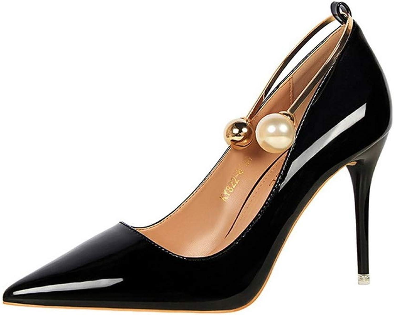 Cici shoes High Heels Party Dress Stiletto Slim Pumps Women Pointy Fashion Elegant Lady shoes