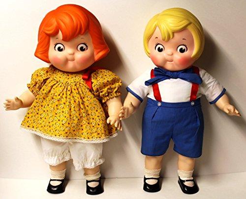 Campbell Kids Doll Set (Vintage 1984)