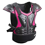 Webetop Kids Dirt Bike Body Chest Spine Protector Vest Protective for Dirtbike Motocross ATV MTB 4...