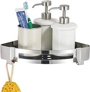 Best chrome shower shelf Reviews