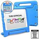 Cooper Dynamo [Custodia Rigida Cover] per iPad 6a, 5a Generazione/iPad PRO 9,7 / iPad Air 2, 1 | Case Tablet per Bambini Copertura Protettiva (Blu)