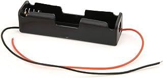 𝐂𝐡𝐫𝐢𝐬𝐭𝐦𝐚𝐬 𝐃𝐞𝐚𝐥 コンパクトバッテリー、実用的なバッテリーホルダー、18650バッテリーホーム用の耐久性のある安定性