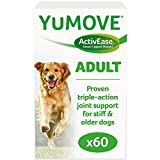 Lintbells | YuMOVE Dog | Essential Hip and Joint Supplement for Stiff Dogs