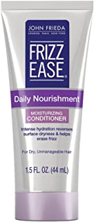 John Frieda Frizz Ease Daily Nourishment Conditioner for Frizz-Prone Hair, Best for Curly, Wavy, and Thick Hair, Formulate...