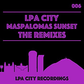Maspalomas Sunset The Remixes