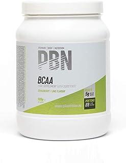 Premium Body Nutrition BCAA, 500 g, sabor Fresa y Lima)