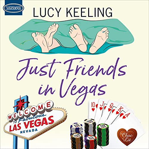 Just Friends in Vegas cover art