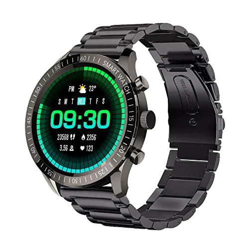 Pulsera Inteligente Con Frecuencia Cardíaca Fitness Heart Rate Wrist Tracker Reloj Inteligente Hombres Ips Full Touch Multi-Sports Monitor De Presión Arterial De Frecuencia Cardíaca Smartwatch Masc