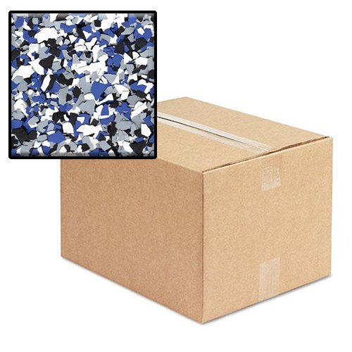 Epoxy Decorative Flakes - 25 LB Box - Orbit (B-310)