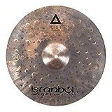 """Istanbul Agop 13"""" Xist Dry Dark Crash Cymbal"""