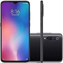 Xiaomi Mi 9 SE Unlocked 6GB/128GB Dual Sim 4G LTE Phone International Global Version, No Warranty (Black)