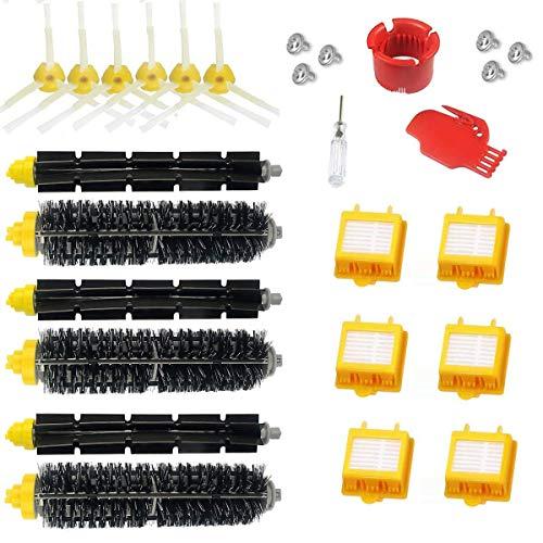 Supon Accesorios de repuestos de robot para robot 790 782 780 776 774 772 770 760 Juego de reemplazo de filtro de cepillo serie 700(00318)