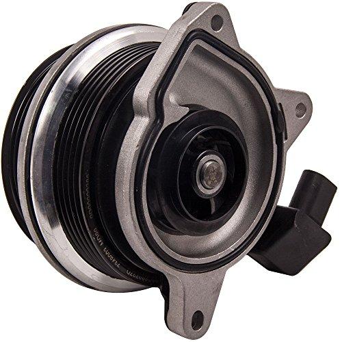 MGGRP Wasserpumpe Kühlwasserpumpe für Golf MK5 MK6 für Jetta MK3 Touran 1T3 1.4 TSI 03C121004 03C121004D