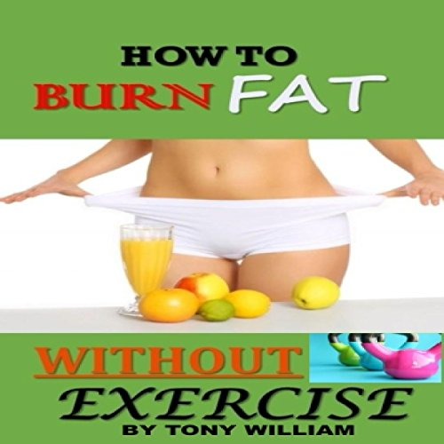 Couverture de How to Burn Fat Without Exercise