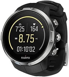 SUUNTO(スント) Spartan Sport (スパルタン スポーツ) HR ブラック HRモニター付き [並行輸入品]