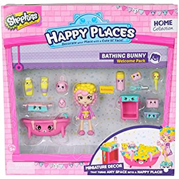 Happy Places Shopkins Welcome Pack Bathing Bu | Shopkin.Toys - Image 1