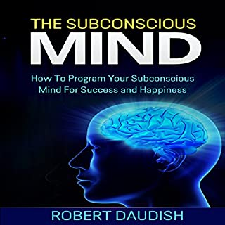 The Subconscious Mind audiobook cover art
