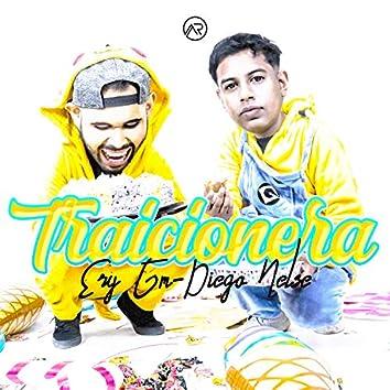 Traicionera (feat. Diego Nelse)
