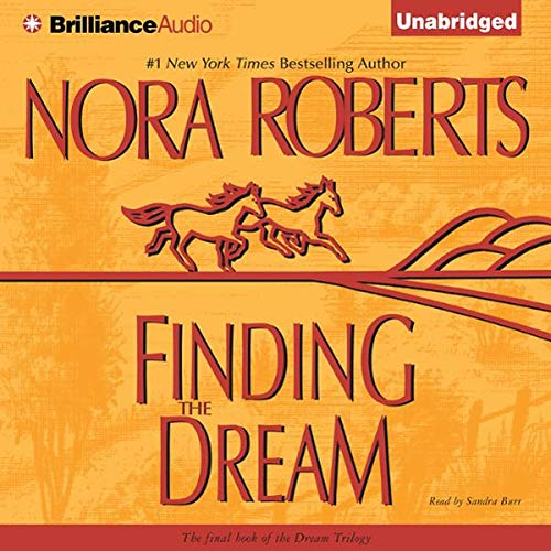 Finding the Dream audiobook cover art