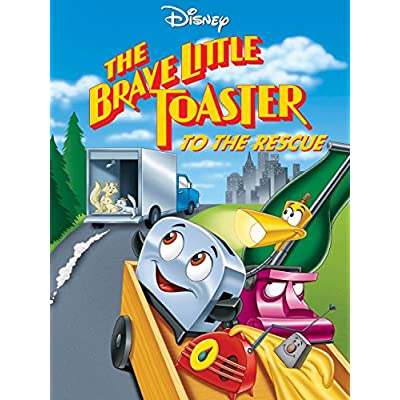 the brave little toaster blu ray