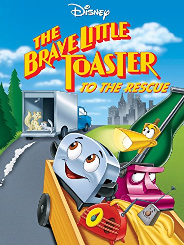 Brave Little Toaster to The Rescue