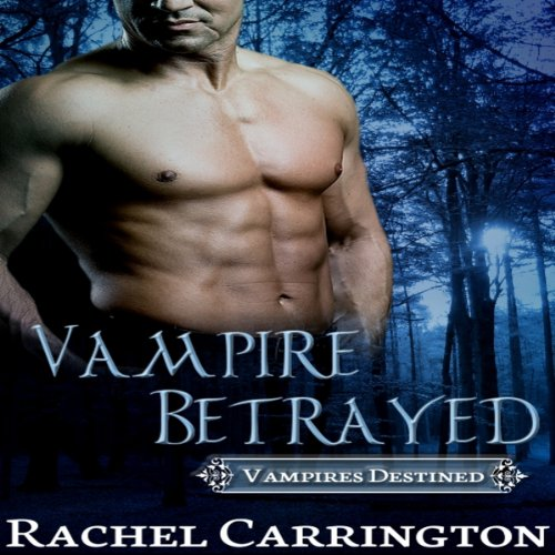 Vampire Betrayed audiobook cover art