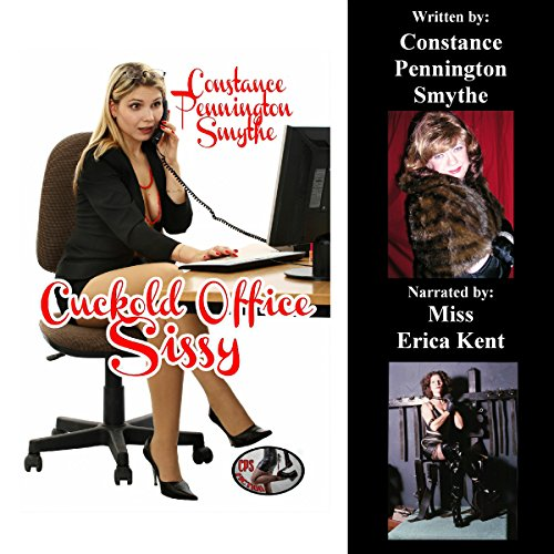 Cuckold Office Sissy audiobook cover art