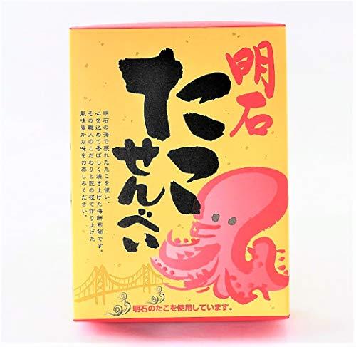 神戸土産 明石たこせんべい 12枚入 個包装 神戸樽五