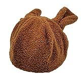 H.eternal(TM) - Gorro de Invierno para bebé recién Nacido, con diseño de Conejo Marrón marrón M