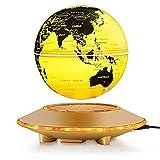 Globos para decoración de escritorio globo flotante de 6 pulgadas con luces LED levitación flotante globo mapa del mundo perfecto para decoración de escritorio y lo mejor para niños
