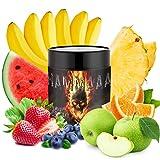 Strong Muscle Nutrition HAMMAAA PUMP Pre Workout Booster, Trainingsbooster für Frauen & Männer, 300g Multifruit pro Portion 200mg Koffein hochdosiert (Multifruit)
