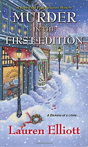 Murder in the First Edition (A Beyond the Page Bookstore Mystery)