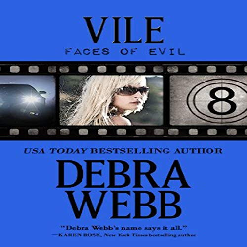 Vile audiobook cover art